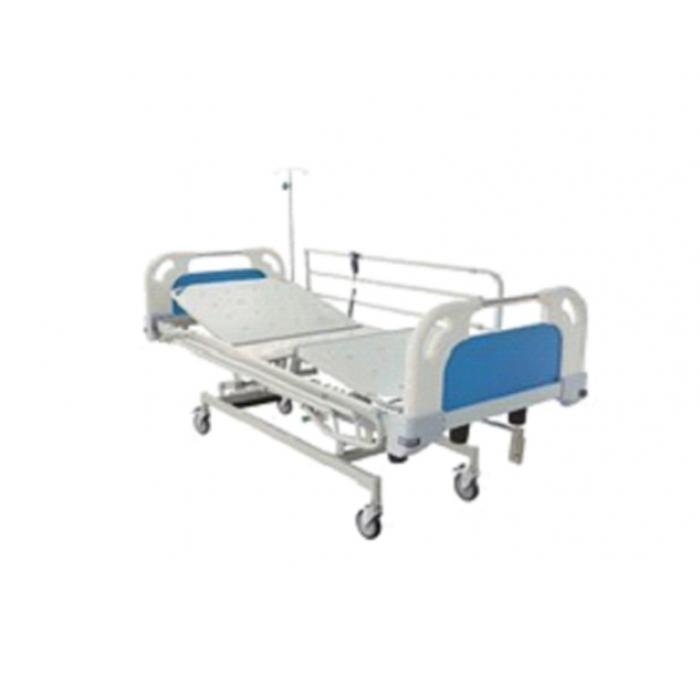 Mechanical Deluxe ICU Bed