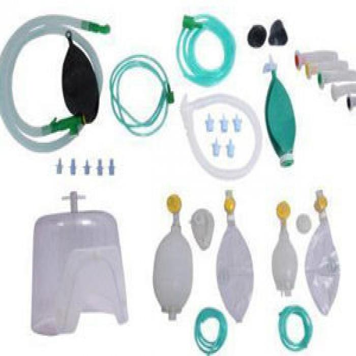 Silicone Autoclavable Ambu Type Bags