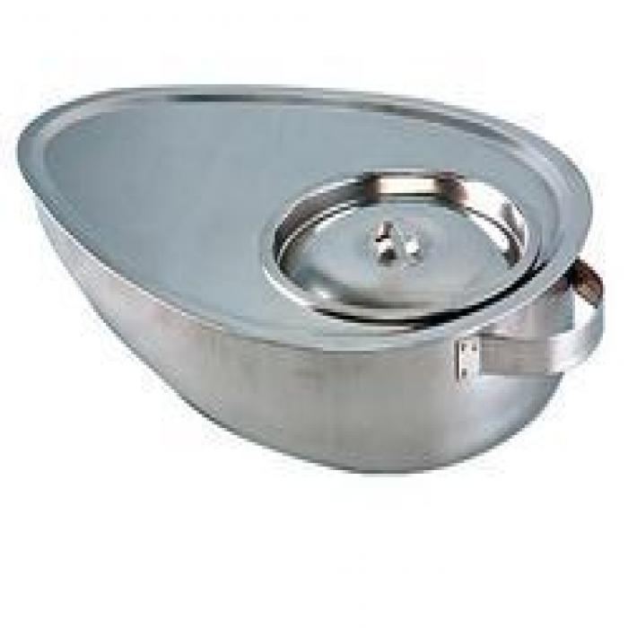 Bed Pans - Stainless Steel