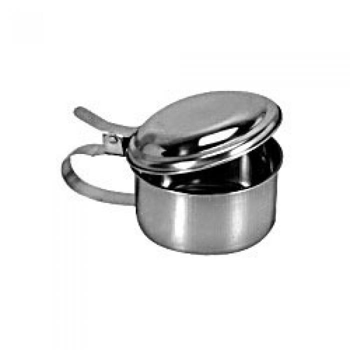 Gallipot & Sputum Mugs - Stainless Steel