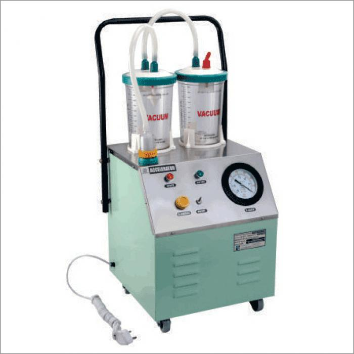 High Vacuum Suction Machines