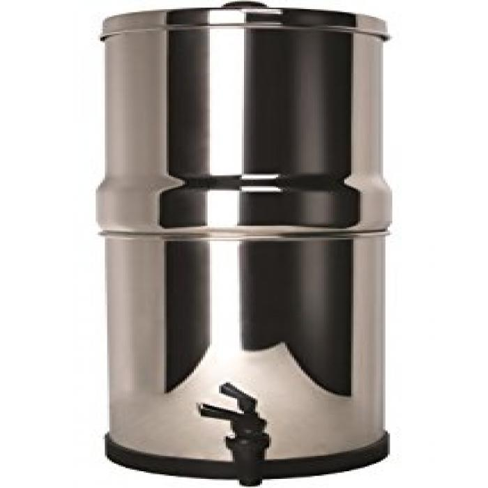 Water Filter - Stainless Steel